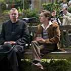 Mark Williams and Oliver Ryan in Father Brown (2013)