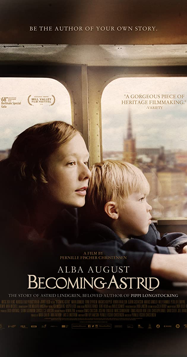 Watch Full HD Movie Becoming Astrid (2018)
