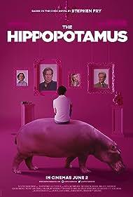 Matthew Modine, Roger Allam, Fiona Shaw, and Emily Berrington in The Hippopotamus (2017)