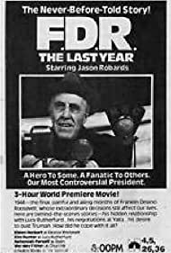 Jason Robards in F.D.R.: The Last Year (1980)