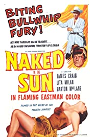 Naked in the Sun Poster