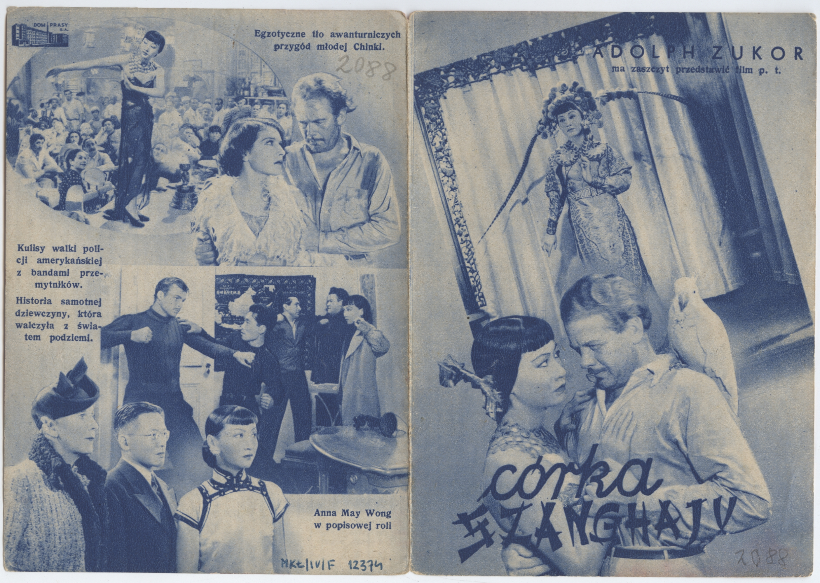 Charles Bickford, Philip Ahn, Evelyn Brent, Wong Chung, Buster Crabbe, Cecil Cunningham, Fred Kohler, J. Carrol Naish, and Anna May Wong in Daughter of Shanghai (1937)