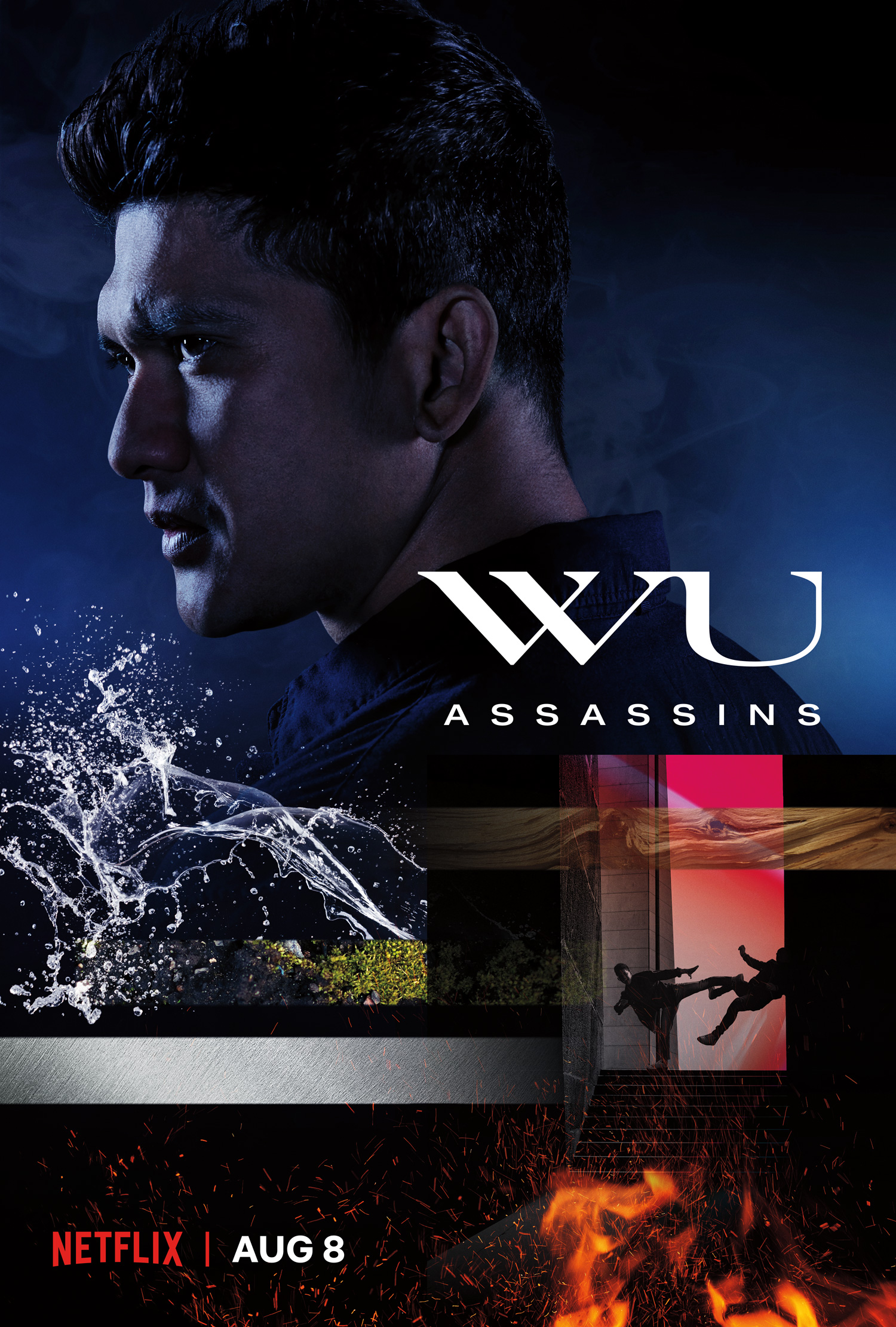 Wu žudikai (1 Sezonas) / Wu Assassins Season 1