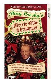 bing crosbys merrie olde christmas poster - Bing Crosby Christmas