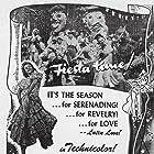 Celeste Holm, Cesar Romero, Dick Haymes, J. Carrol Naish, and Vera-Ellen in Carnival in Costa Rica (1947)