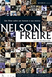 Nelson Freire Poster
