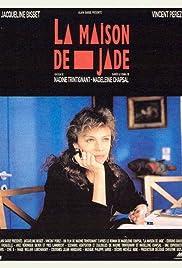 La maison de jade Poster