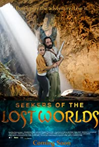 Primary photo for Seekers of the Lost Worlds