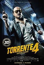 Torrente 4(2011) Poster - Movie Forum, Cast, Reviews