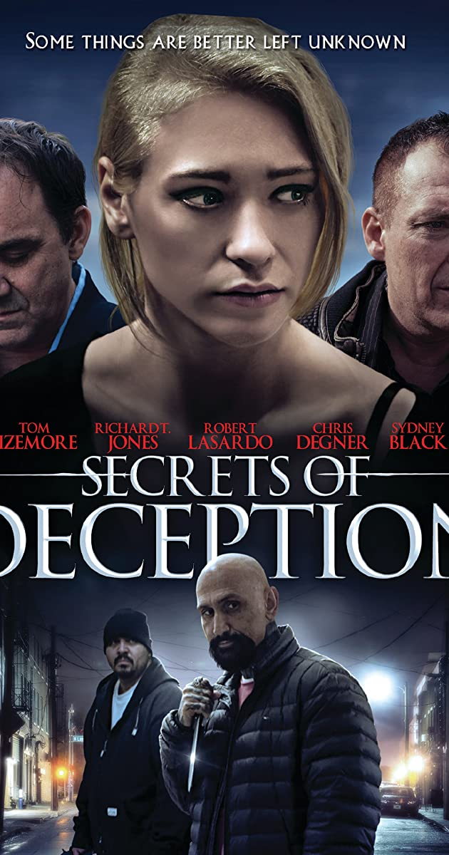 Subtitle of Secrets of Deception