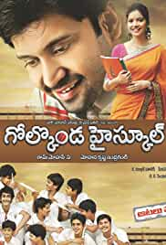 Golkonda High School (2011) HDRip Telugu Movie Watch Online Free