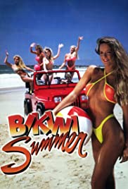 Bikini Summer (1991) Poster - Movie Forum, Cast, Reviews