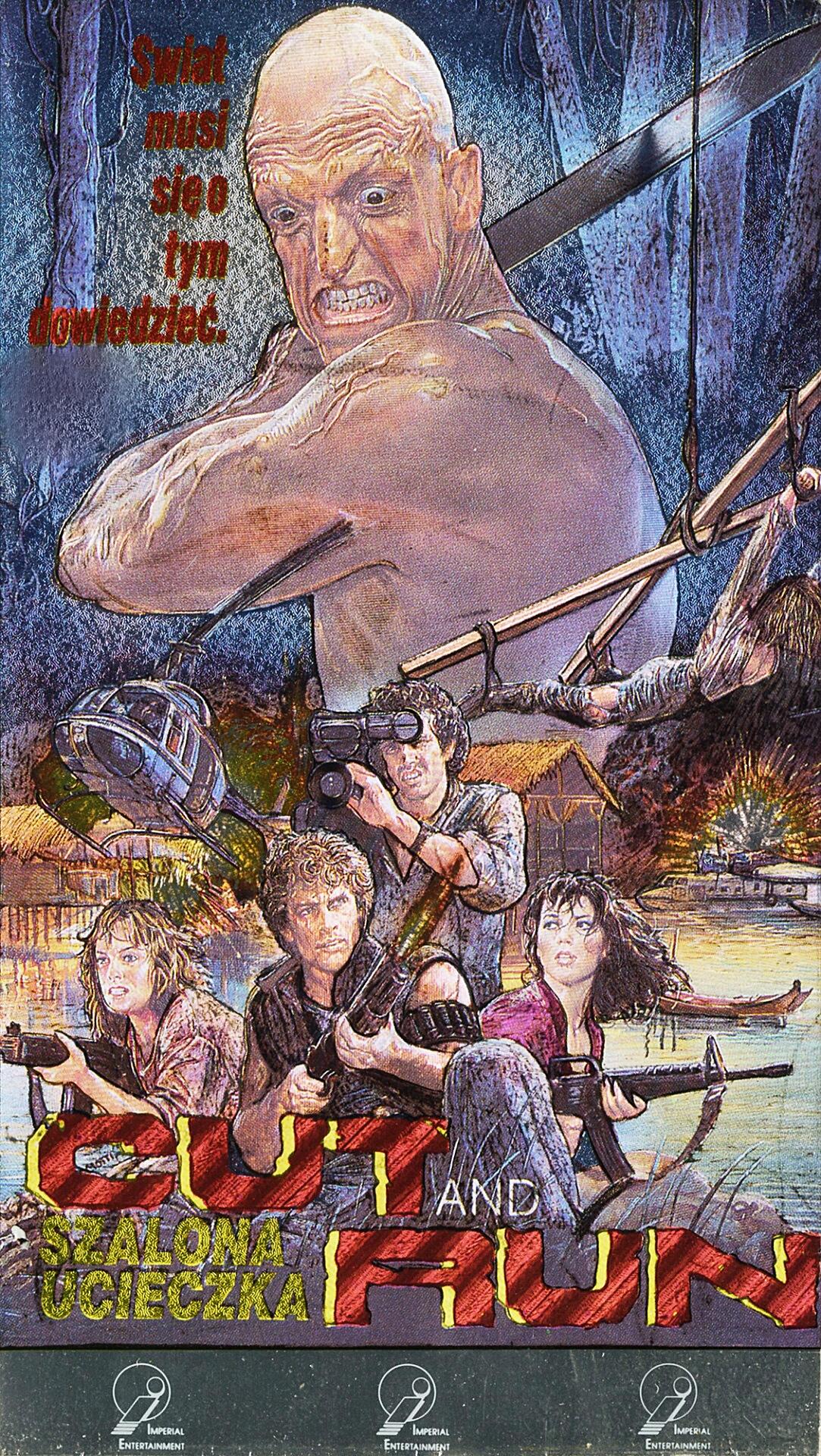Inferno in diretta (1985)