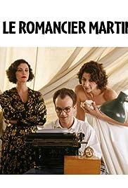 Le Romancier Martin Poster