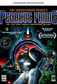 The Journeyman Project: Pegasus Prime Poster