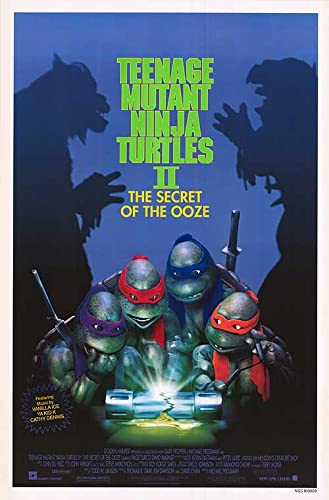 Teenage Mutant Ninja Turtles II: The Secret of the Ooze