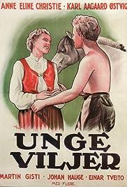 Unge viljer Poster