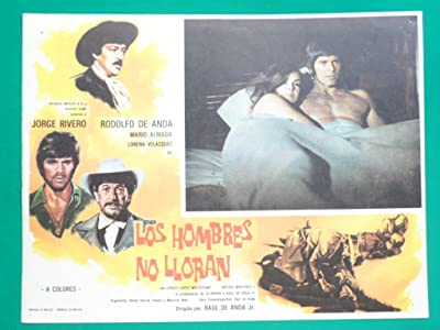 Must watch english thriller movies Los hombres no lloran [x265]