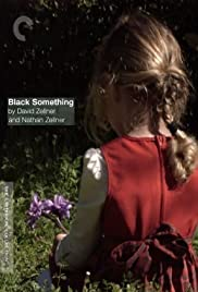 Black Something Poster