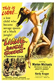 Liane, Jungle Goddess Poster