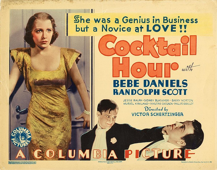 Image result for cocktail hour 1933