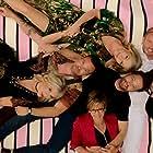 Jason Priestley, Shannen Doherty, Jennie Garth, Tori Spelling, Brian Austin Green, Ian Ziering, and Gabrielle Carteris in BH90210 (2019)