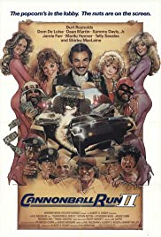 Cannonball Run II (1984) Poster - Movie Forum, Cast, Reviews