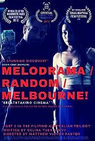 Primary photo for Melodrama/Random/Melbourne!