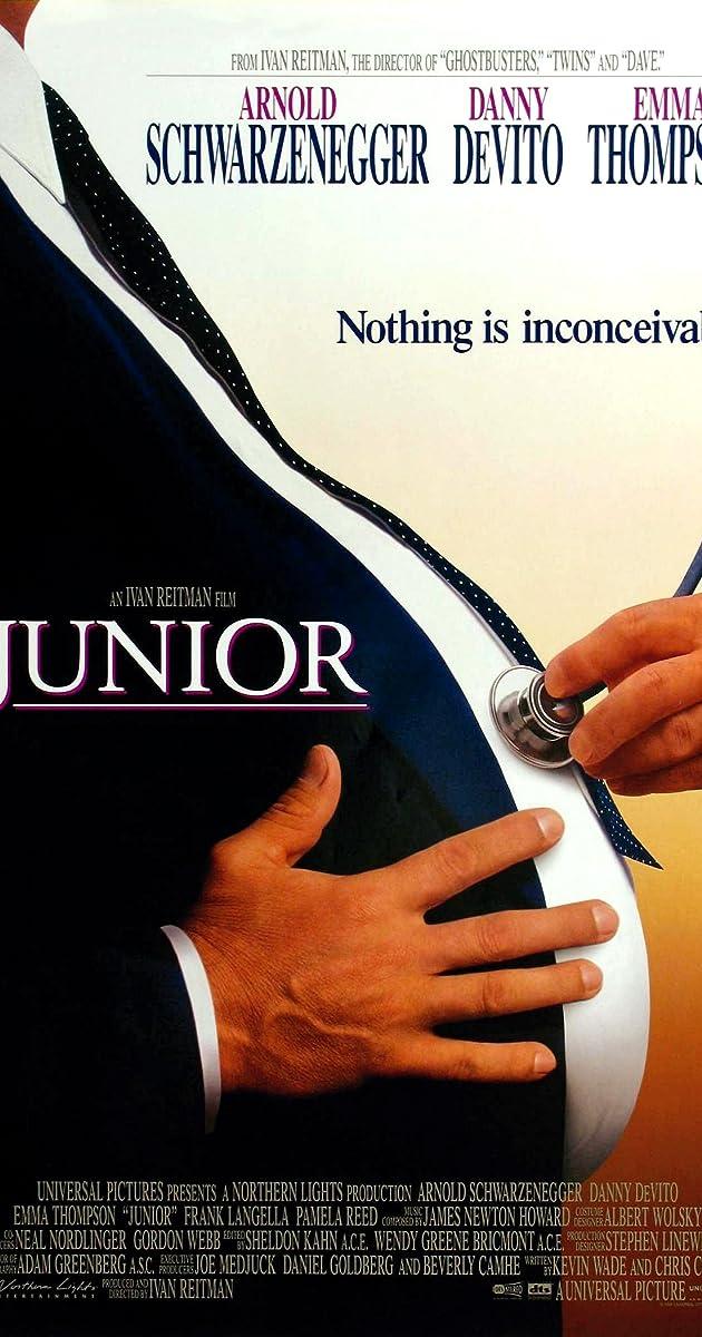 Watch Full HD Movie Junior (1994)
