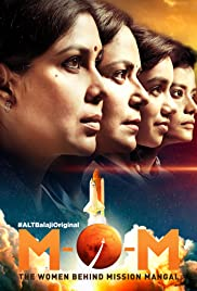 Mission Over Mars Poster