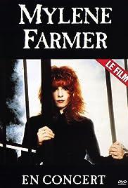 Mylène Farmer in Concert Poster