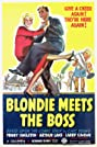 Blondie Meets the Boss (1939) Poster