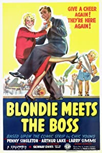 Blondie Meets the Boss Frank R. Strayer