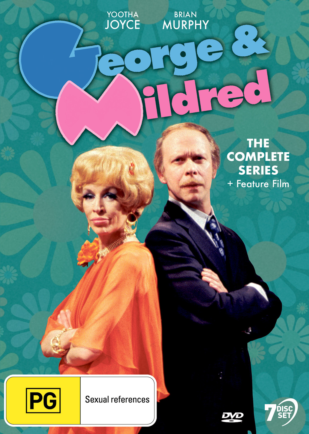 Yootha Joyce and Brian Murphy in George & Mildred (1976)