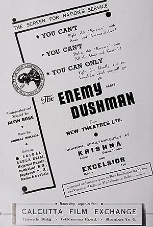 Dushman movie, song and  lyrics