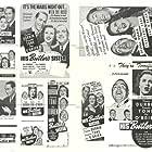 Deanna Durbin, Pat O'Brien, Frank Jenks, Alan Mowbray, and Franchot Tone in His Butler's Sister (1943)