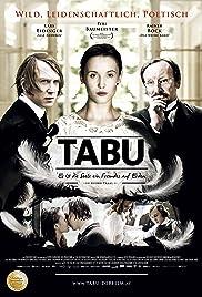 Tabu - Es ist die Seele ein Fremdes auf Erden Poster