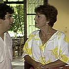 Rena Vlahopoulou and Dimitris Frangioglou in Orma Rena stin arena (1988)