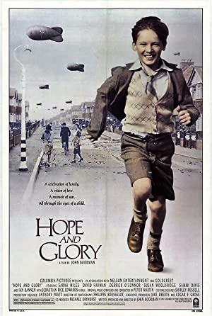 Hope and Glory Poster Image
