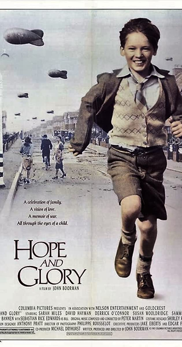 Hope and Glory (1987) - IMDb