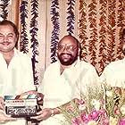 Santhana Bharathi and Kamal Haasan in Mahanadhi (1994)