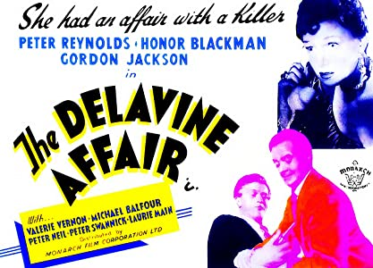 The Delavine Affair UK