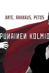 Eero Aho and Vappu Nalbantoglu in Punainen kolmio (2015)