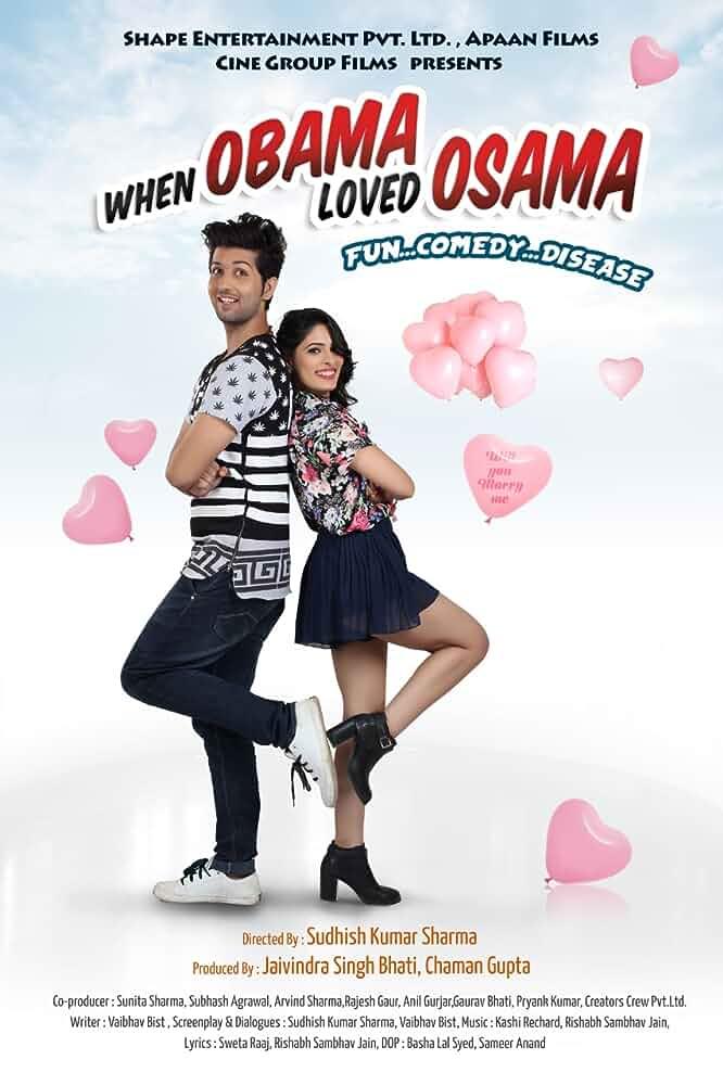 When Obama Loved Osama (2018) Hindi HDRip x264 MP3 700MB ESub
