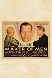 Maker of Men Poster