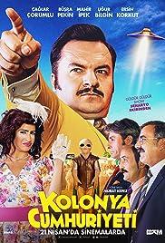 Kolonya Cumhuriyeti Poster