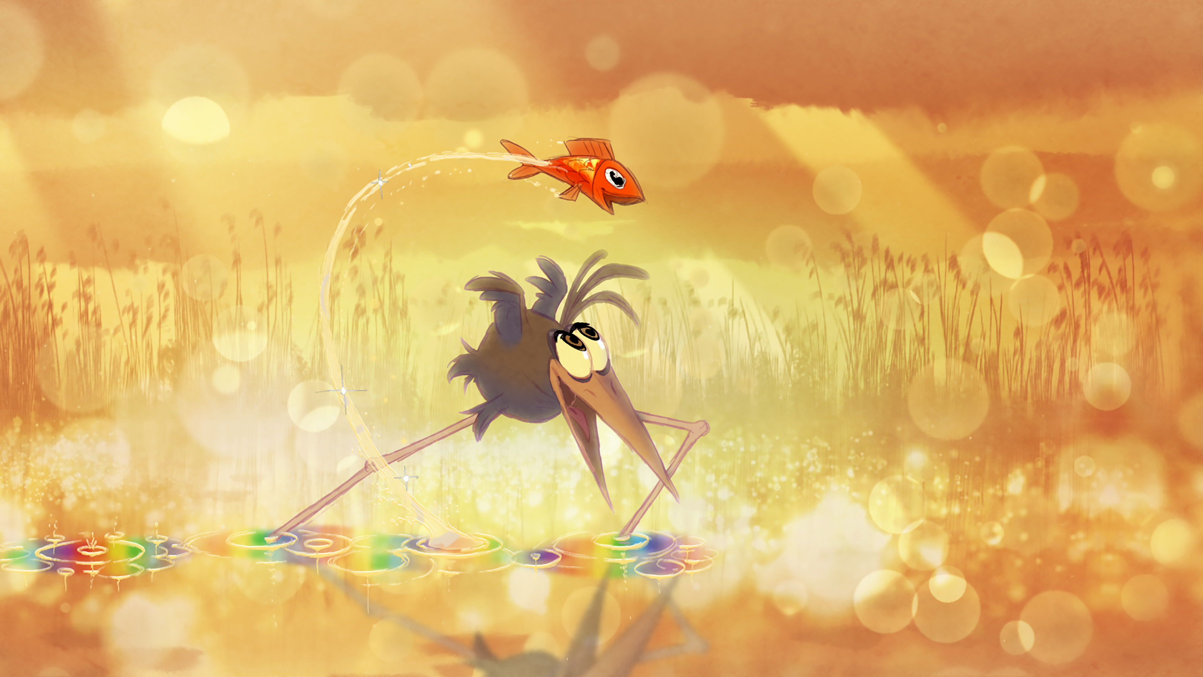 Image result for bird karma short film