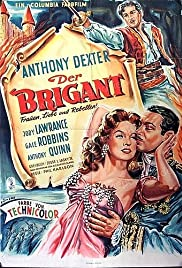 The Brigand (1952) Poster - Movie Forum, Cast, Reviews