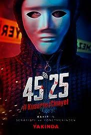 45 25: #KusursuzCinayet Poster