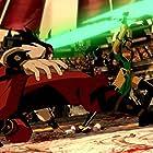 Jordan Rodrigues and Emily O'Brien in Mortal Kombat Legends: Battle of the Realms (2021)